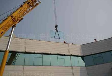 高空玻璃维修施工