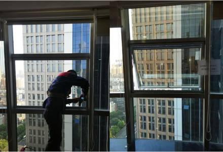 固定幕墙玻璃改造窗户