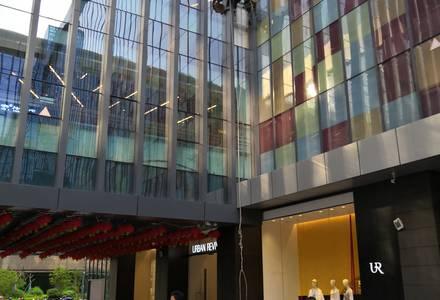 外墙玻璃更换维修
