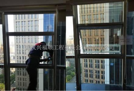 长沙幕墙玻璃改造窗户